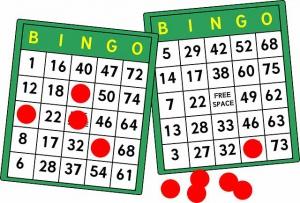 Alles Bingo ... Das beliebte Zahlenspiel