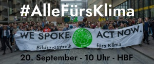 Fridays For Future auch in Pusdorf ...