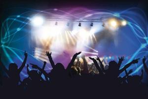Party mit DJ Uwe ...